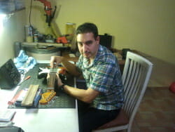 Entrevista a Luthier Joseph Robles