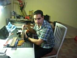 Entrevista al Luthier Joseph Robles