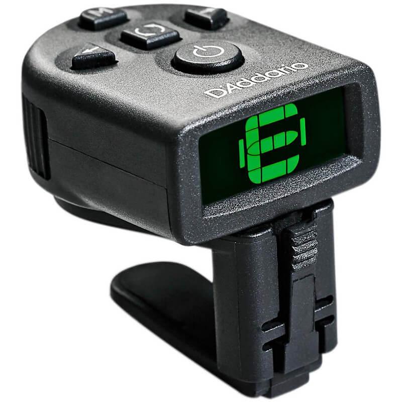 DAddario NS Micro Clip-On Tuner