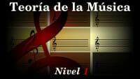 Teoría de la Música Nivel 1 Curso en Vídeo