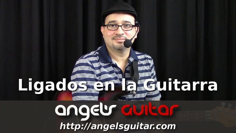 Cómo Hacer Ligados (Hammer On/Pull Off) en la Guitarra