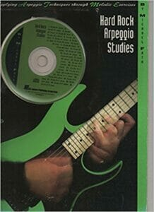 Hard Rock Arpeggio Studies