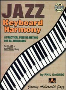 Jazz keyboard harmony