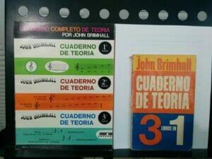 Cuadernos de teoría John Brimhall