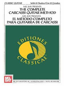 Método de Guitarra Carcassi 25 estudios