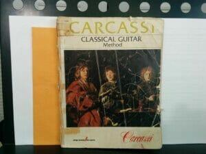 Método carcassi guitarra clásica
