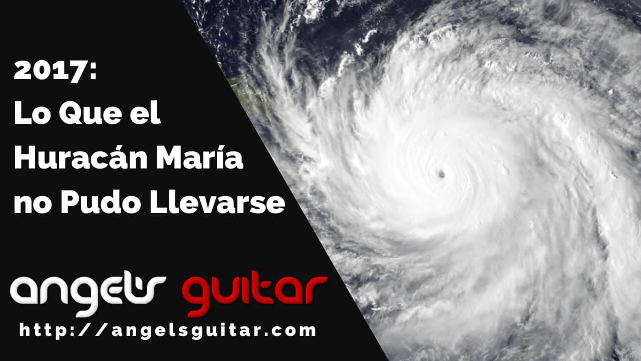Resumen del 2017: Lo Que el Huracán María no Pudo Llevarse